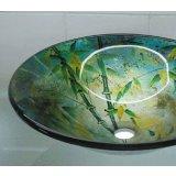 古亚单层玻璃盆D772