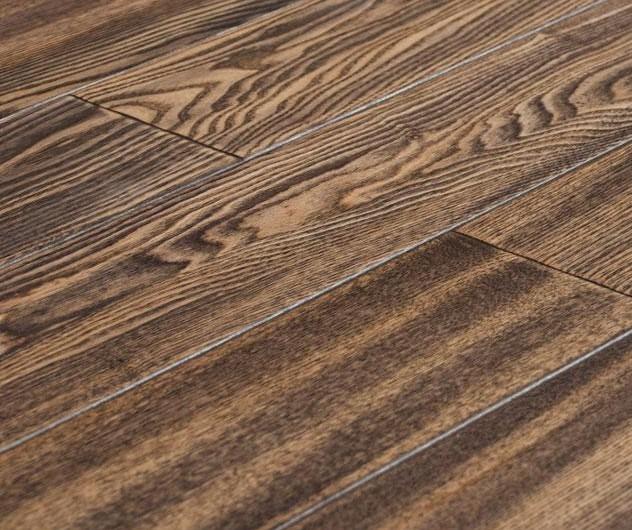 卡玛尔创新生活多层实木复古系列KOM04古巴橡木