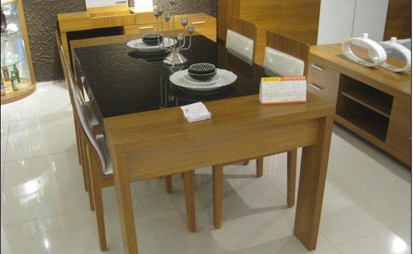 国安佳美J0119餐桌J0119