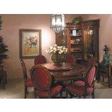 大风范家具路易十六餐厅系列LV-712-2圆桌