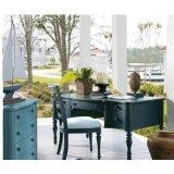奥汀堡艺术家具地中海AD6211实木家具书桌
