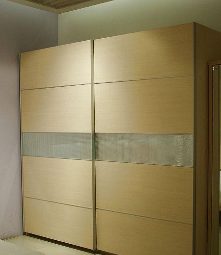 诺捷卧室家具衣柜两门推拉柜6A502--L/B+6A302-L6A502--L/B+6A302-L/