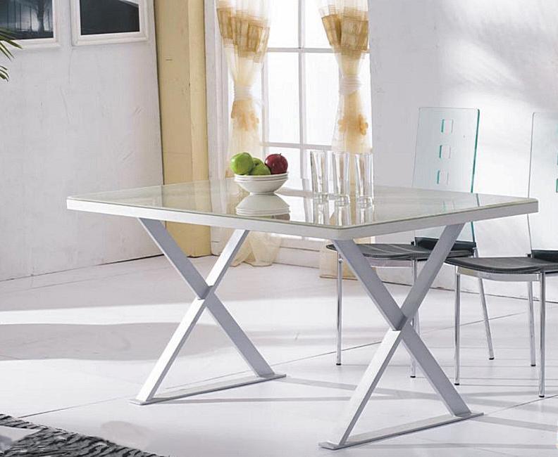 朗臣时尚透明系列DLY-T967餐桌