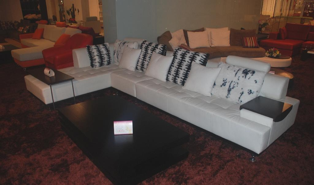 集美JF580沙发单背+3+贵妃塌JF580