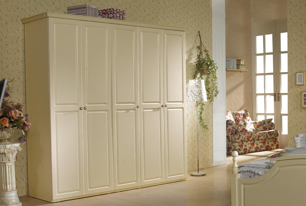 树之语安琪儿系列YG8001六门衣柜YG8001
