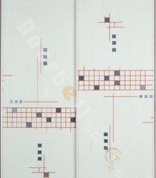 多尔贝丽雅系列LE00065象丽城市壁柜门