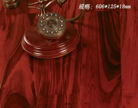 安信实木地板-斑纹漆木(606*125*18mm)斑纹漆木606*125*18mm