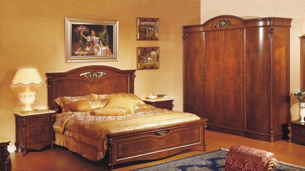 罗浮居卧室家具奥黛丽系列套餐