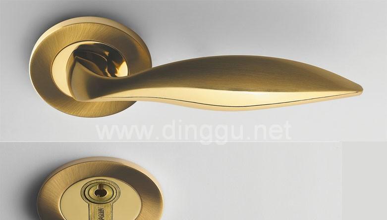 顶固D5601SKB高强合金分体锁D5601SKB