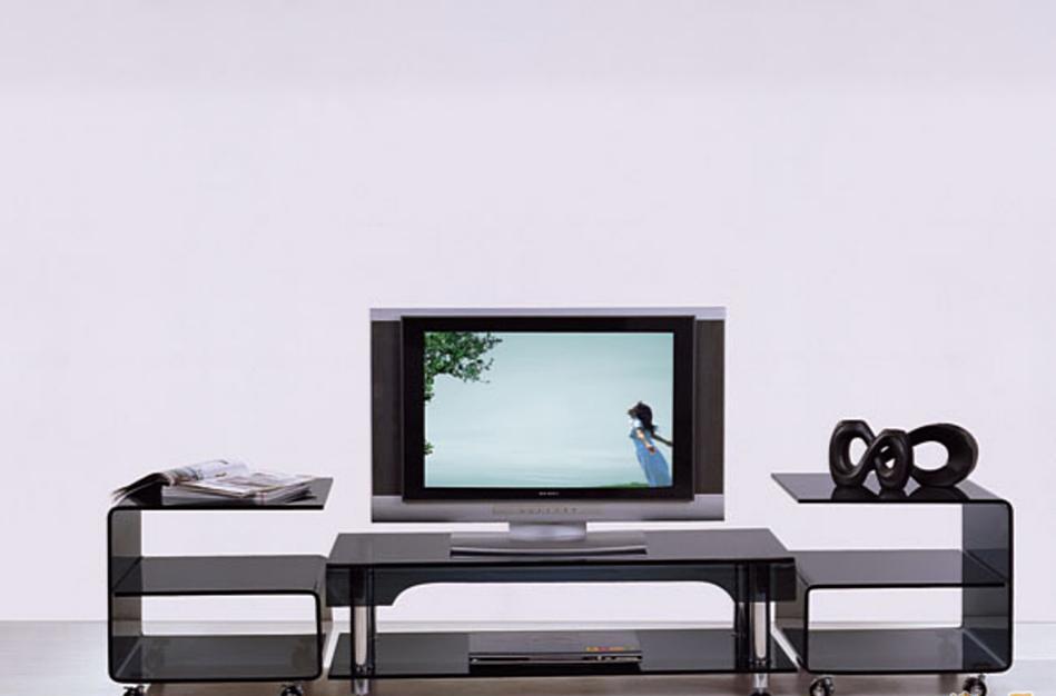 朗臣炫酷系列690灰电视柜