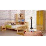 翡翠藤器儿童床C-560