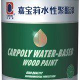 嘉宝莉水性聚酯木器漆系列