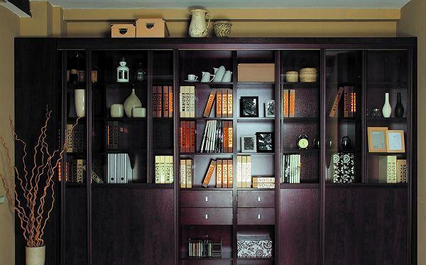 索菲亚家具-E(C)款书柜E(C)款