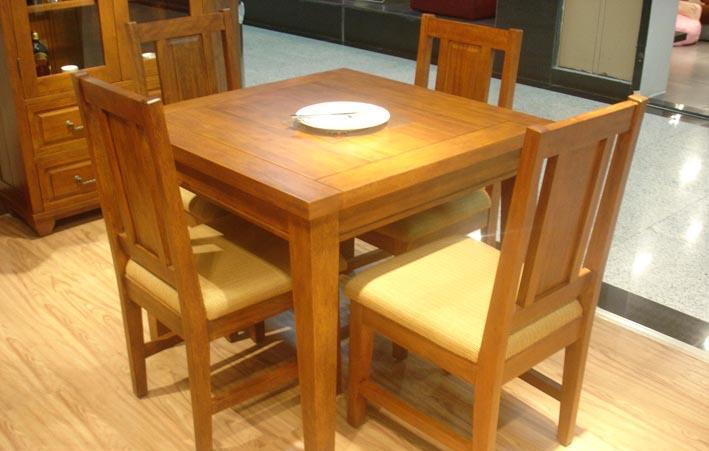 树之语美丽园系列TYW-036方餐桌<br />TYW-036