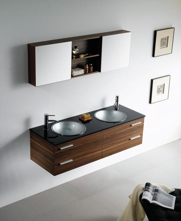 班帝现代浴室柜维纳BA3016维纳BA3016