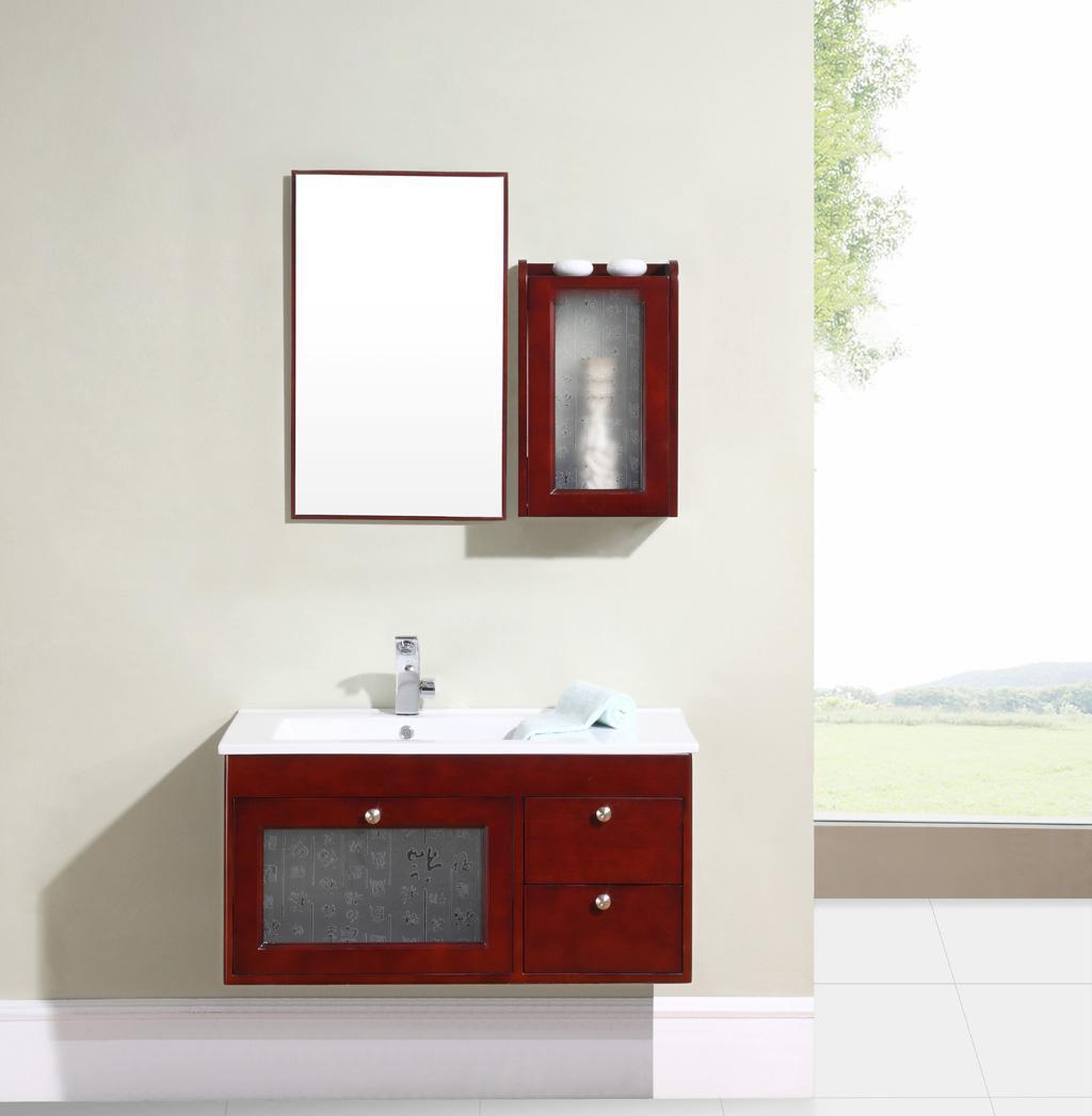 欧益OE-N902浴室柜(配挂柜)
