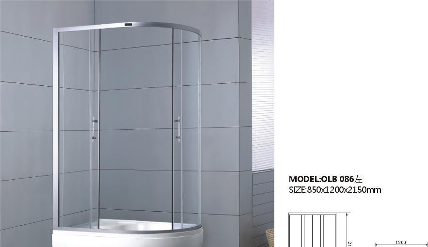 欧罗芭整体淋浴房OLB086OLB086