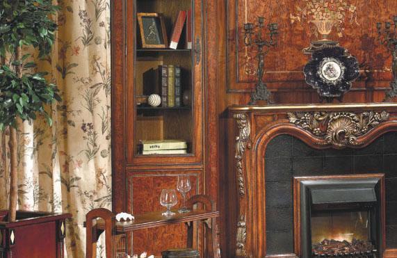 大风范家具路易十六客厅系列LV-966多用架LV-966多用架