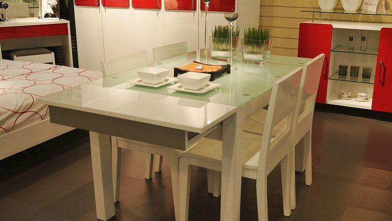 欧瑞家具餐桌椅(1800*800mm)<br />