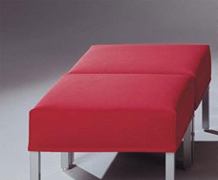 北山家居客厅家具沙发脚凳1SE340AD1SE340AD