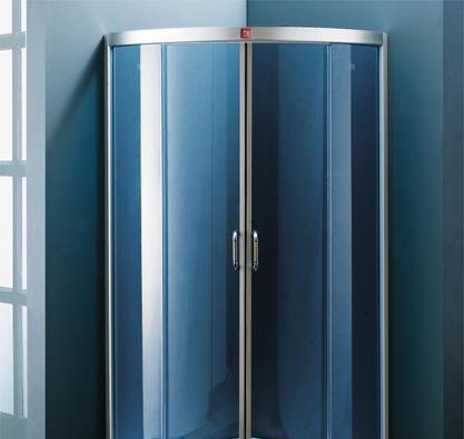 古亚淋浴房YF-2005(蓝玻)YF-2005