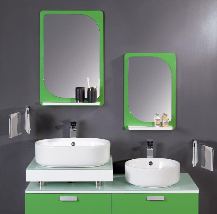 益高-浴室柜系列PC132FA-1 PC132FA-1