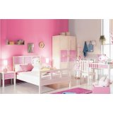 星星索儿童粉红床经典套房