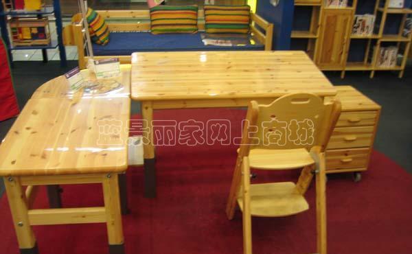 芙莱莎儿童桌椅291213291213组合书桌