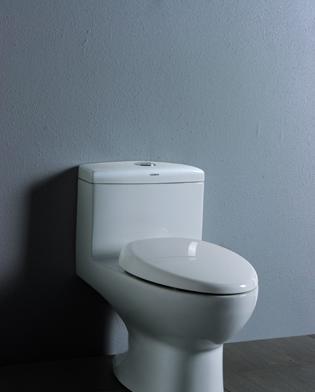 澳斯曼卫浴产品AS-1250+1633B座厕浴室柜AS-1250+1633B
