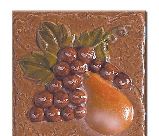 楼兰-水果陶瓷浮雕系列-墙砖E102211N2(100*100E102211N2