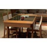 国安佳美餐桌J0119