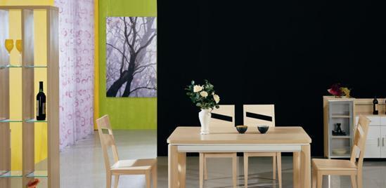 全友家私木面餐桌椅8210282102