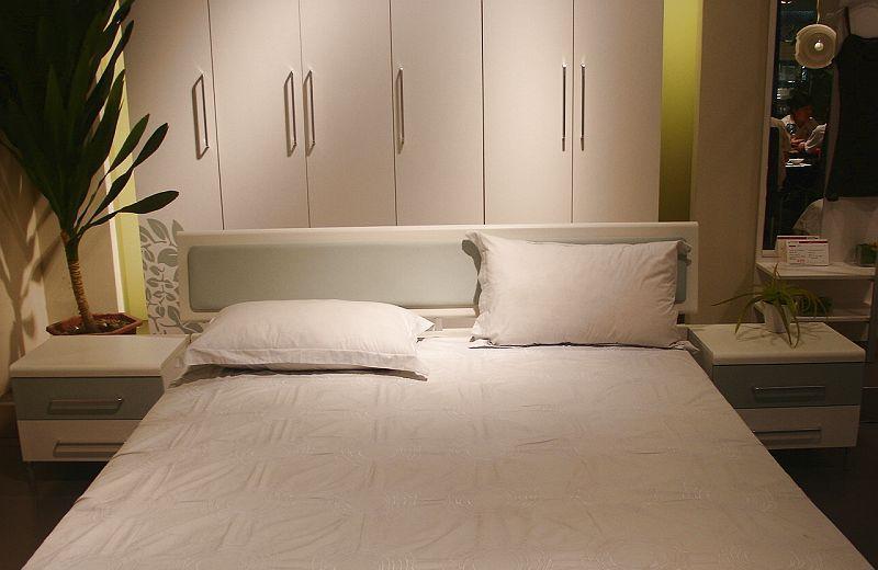 优美家卧室家具双人床ka01-18-02ka01-18-02