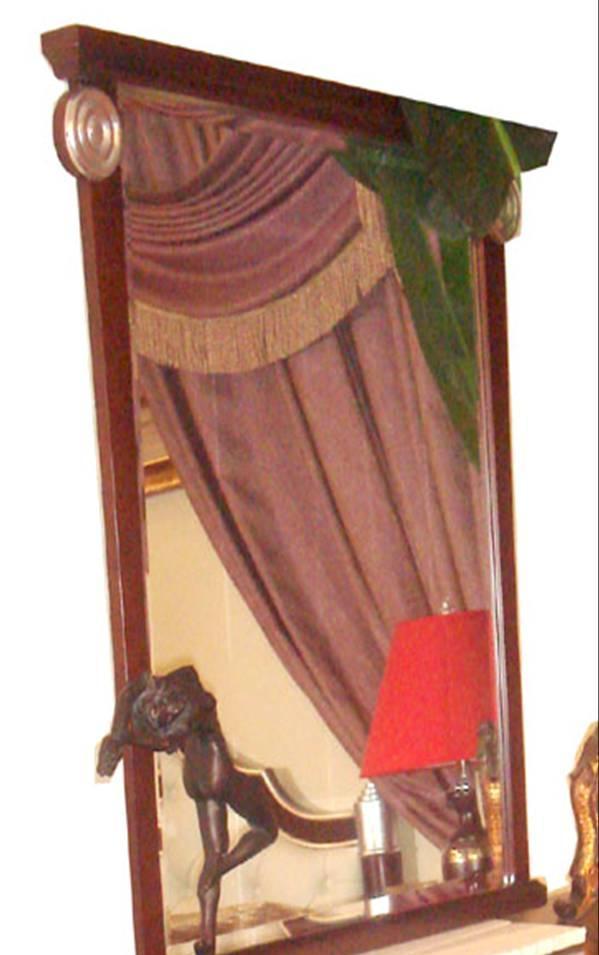 美凯斯家具卧室家具妆镜M-C180DM-C180D-1
