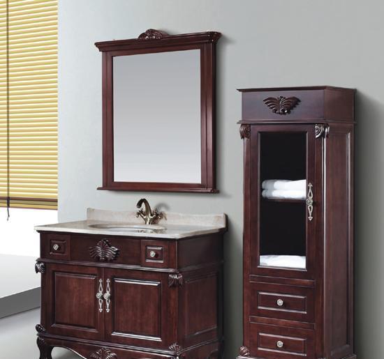 希尔曼S-0016欧式浴室柜S-0016