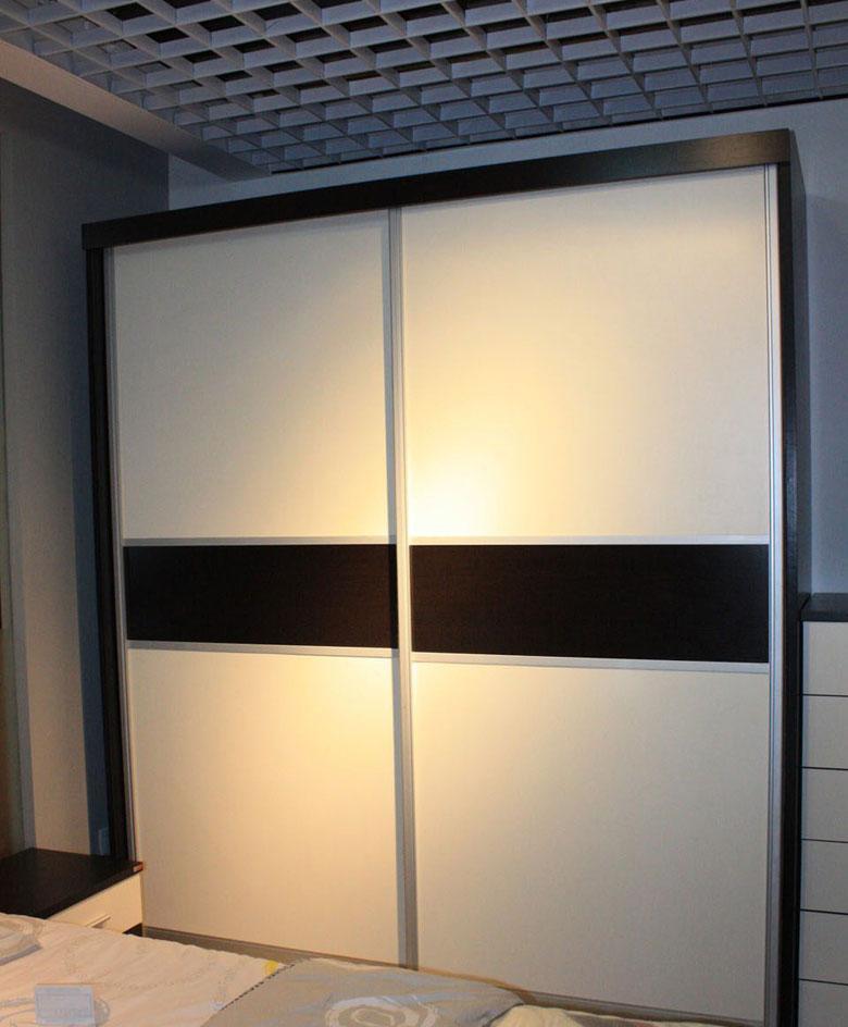 奥格A02二门内推拉柜A02二门内推拉柜