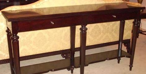 美凯斯客厅家具沙发背几M-C281BM-C281B