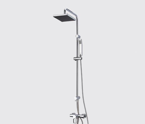 得而达淋浴柱SP25251-080136SP25251-080136