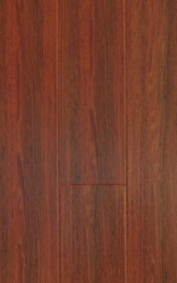 光益亮光模压系列YL2007核桃木强化地板