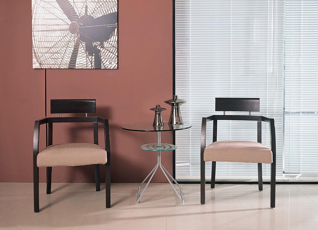 富之岛扶手椅紫檀系列P152P152