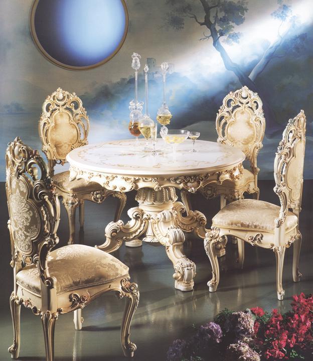 罗浮居餐桌合意大利SILIK家具S-P191S-P191