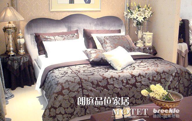 梦甜甜欧式经典MB806艾伦床