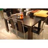 国安佳美黑橡系列 餐桌J0109