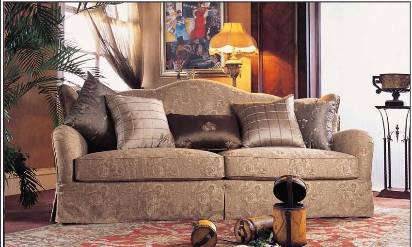 梵思豪宅客厅家具FH5028SF3p沙发FH5028SF3p