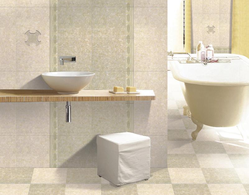 意特陶釉面砖8A60035(300x600)8A60035