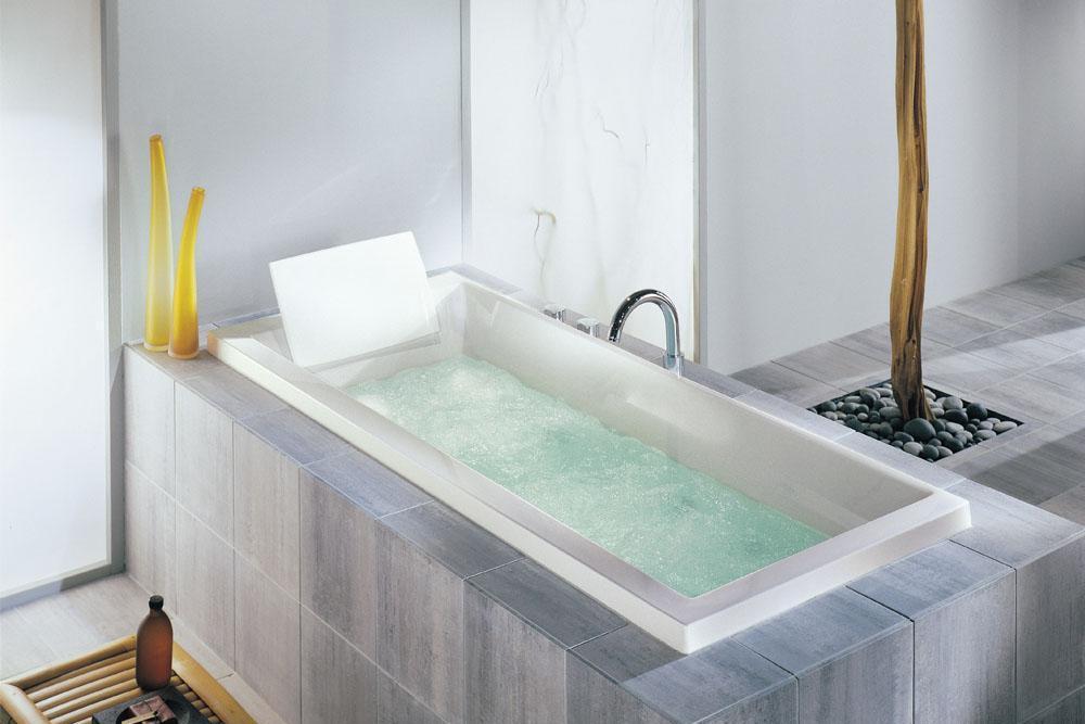 科勒-体验型泡泡浴缸K-1744T-GK-1744T-G