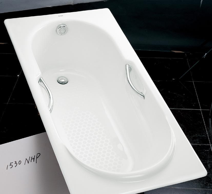 TOTO铸铁浴缸FBY1530NHPFBY1530NHP