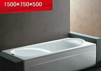 法恩莎F1512Q单裙浴缸F1512Q
