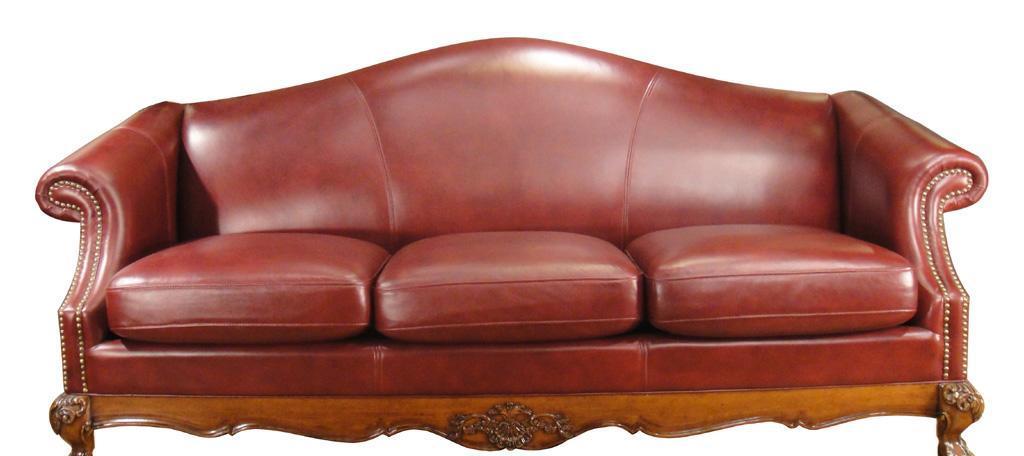 福溢伊丽莎白F0916-322P三人位沙发(皮)F0916-322P