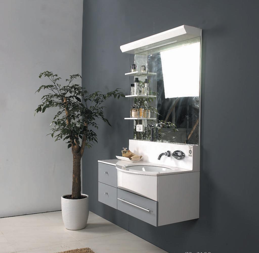 银晶浴室柜 CS6100CS6100